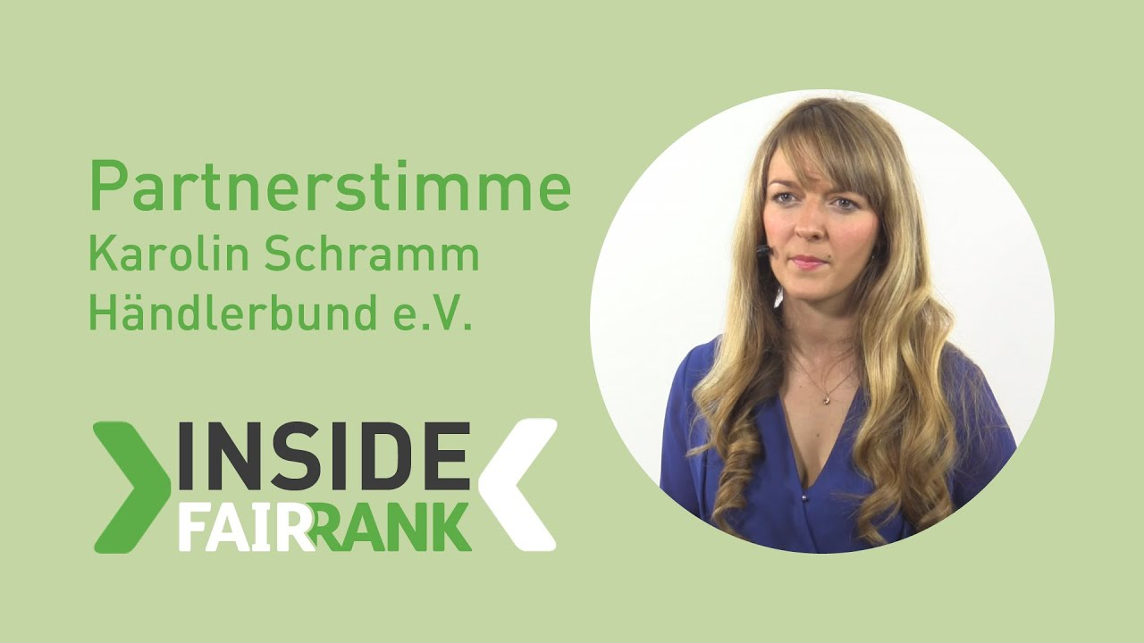 Partnerstimmen - Händlerbund e.V. | FAIRRANK TV - Inside Fairrank