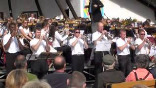 Minnesota Ambassadors of Music - Band -  Seefeld, Austria July 2012