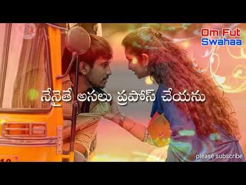 ❤👌👍👍Cenima chupistha movie love dialogue 💖💕❤💓