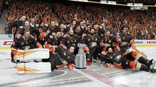 NHL 18 - Anaheim Ducks Stanley Cup Celebration