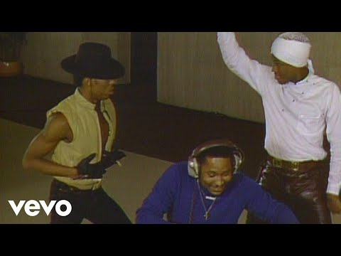 Клип Whodini - Magic's Wand