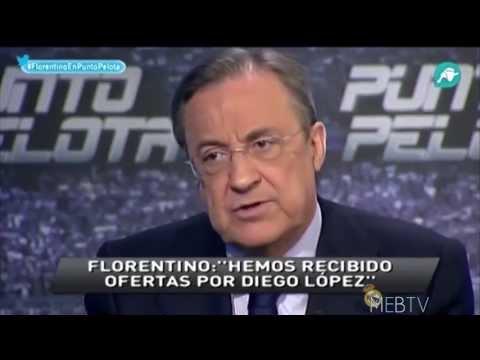 Real Madrid: Entrevista completa a Florentino Pérez en Punto Pelota