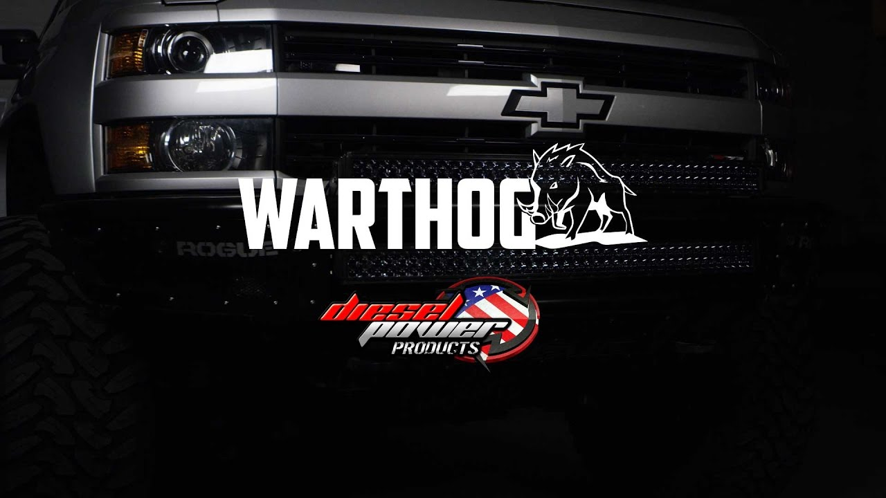 40 Inch Tires And Only 3 Inches Of Lift? Meet The Warthog