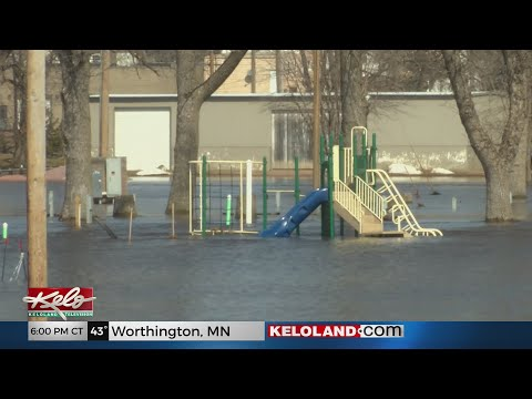 A Look At Flooding In Dell Rapids