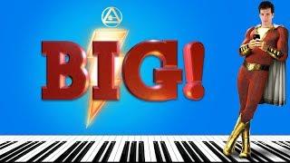 The BIG Shazam Mash-Up Trailer (Nerdist Remix)