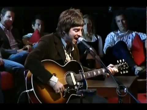 Noel Gallagher - The Importance Of Being Idle (Live at The Chapel, Melbourne '06)