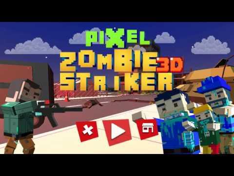 Buy Pixel Zombie Striker Source Code - AppnGameReskin