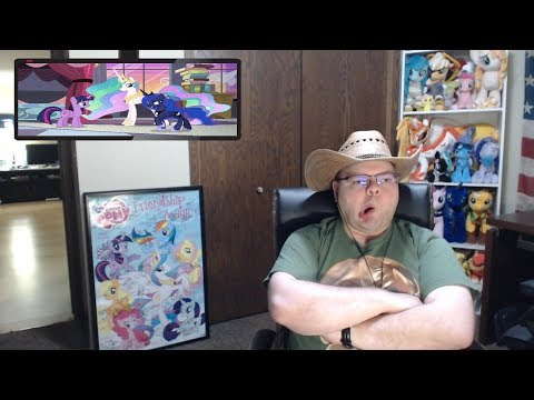 [Blind Reaction] MLP:FiM S09E17 - The Summer Sun Setback