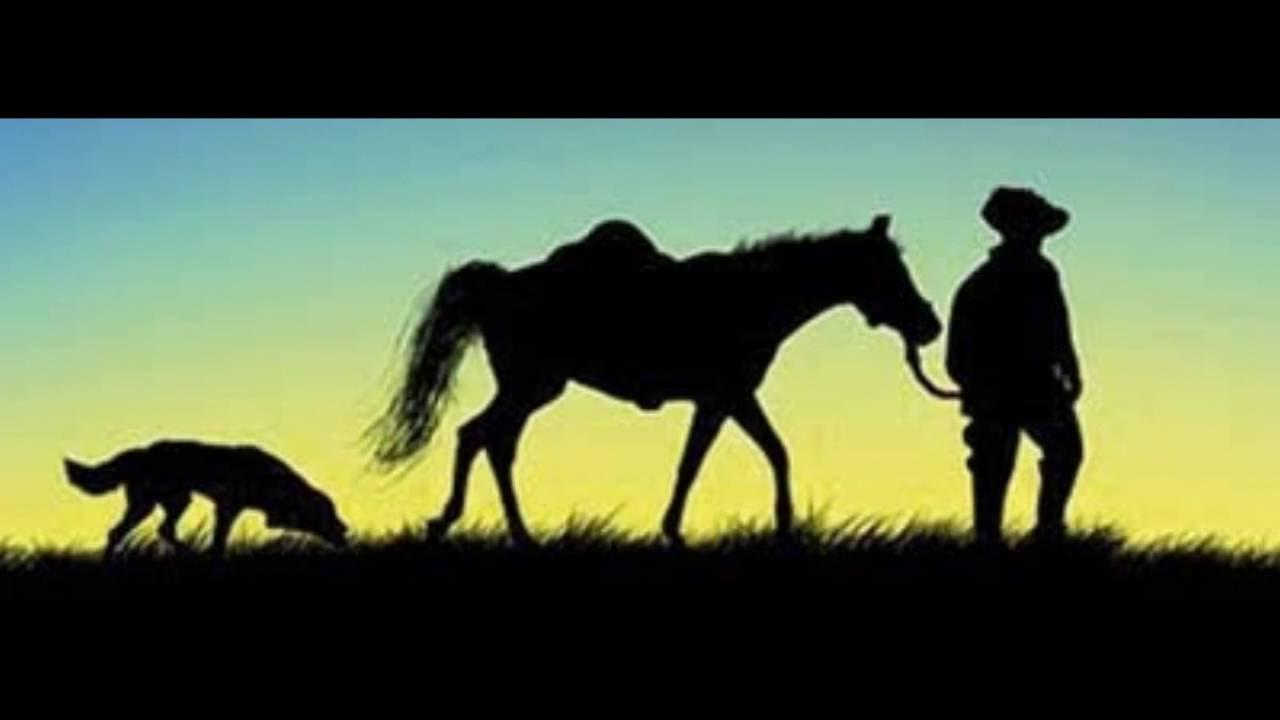 CuentoUn hombre su caballo su perro y el cieloLa verdadera