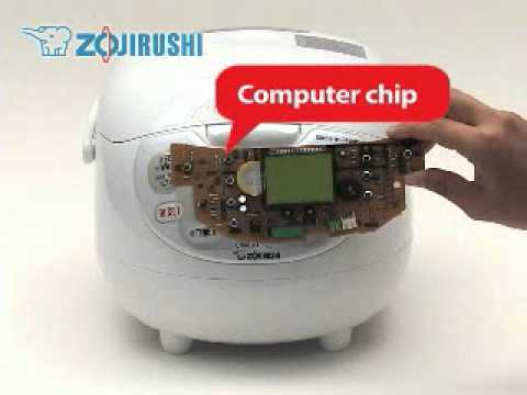 All About Zojirushi Rice Cookers Part 1