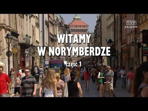 Program O Mieście Partnerskim Krakowa - Norymberdze.