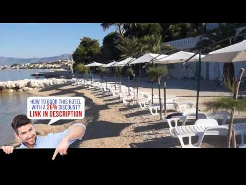 Beach Villa Bozikovic - Podstrana, Croatia - Video Review