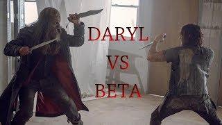 Daryl Dixon VS Beta (9x13)