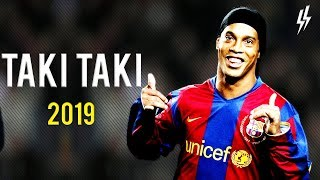 Ronaldinho ► Taki Taki - DJ Snake ft. Selena Gomez, Ozuna, Cardi B ● Sublime Skills & Goals   4K