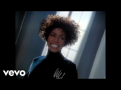 Mix - Whitney Houston - All The Man That I Need (Video Version)