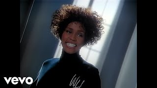 whitney houston   all the man that i need video version