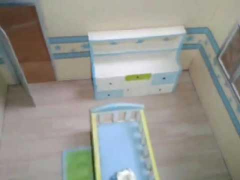 Rec mara de bebe maqueta youtube - Muebles para habitacion de bebe ...