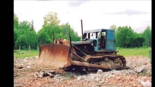 Трактор Т 100M Фото