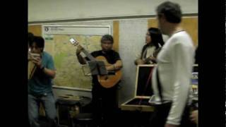 PAUL HODGE: PARIS METRO MUSIC, SOLO AROUND WORLD IN 7+ MONTHS, #3, Ch 21, Amazing World in Minutes