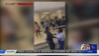 Brutal School Fight Caught On Camera