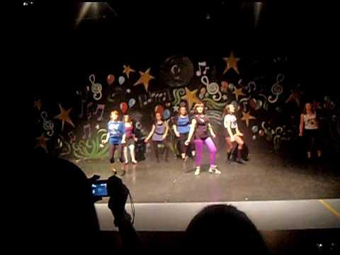 S6 Dancers - Alexandra Brook; Bad boys