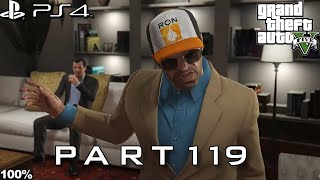 【GTA 5 100%】 Mission 51 - Bury the Hatchet - Walkthrough Part 119 [GOLD MEDAL]
