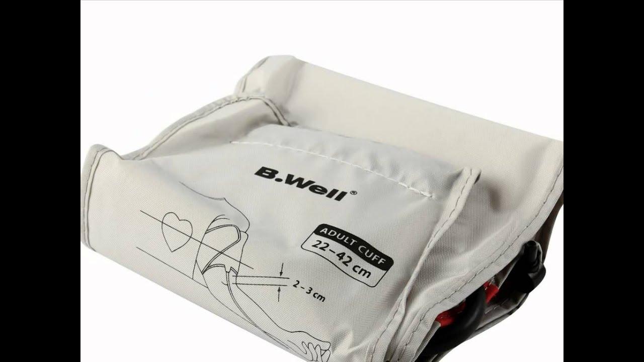 Измеритель артериального давления АД B WELL WA 33 автоматический с .