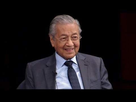 Malaysia: Prime Minister Mahathir Mohamad