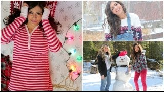 Holiday Lookbook: My Christmas Checklist Thumbnail