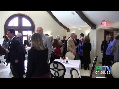 PCN Lt. Governor visits Pinehills