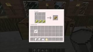 как сделать торт в Minecraft