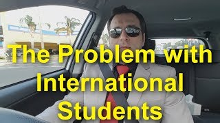 The Problem with International Students - View From Australia