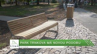 Na úpravách parku se podíleli místní