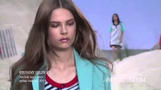 Tommy Hilfiger Spring/Summer 2013 @ New York Fashion Week  | AMAYZINE.COM