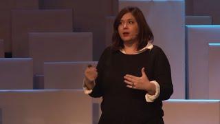 The Uncomfortable | Katerina Kamprani | TEDxUniversityoftheAegean