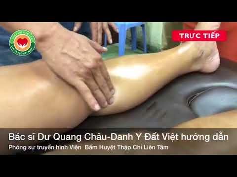 Danh Y Đất Việt chhữa SUY GIÃN TĨNH MẠCH