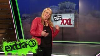 Extra 3 Spezial: Der reale Irrsinn XXL vom 10.05.2017 mit Barbara Ruscher