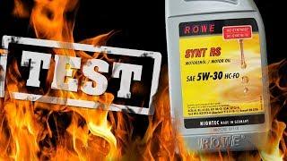 Rowe Hightec Synt RS 5W30 HC-FO Który olej silnikowy jest najlepszy?