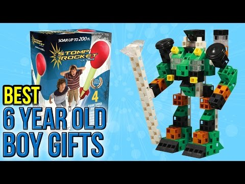 10 Best 6 Year Old Boy Gifts 2016