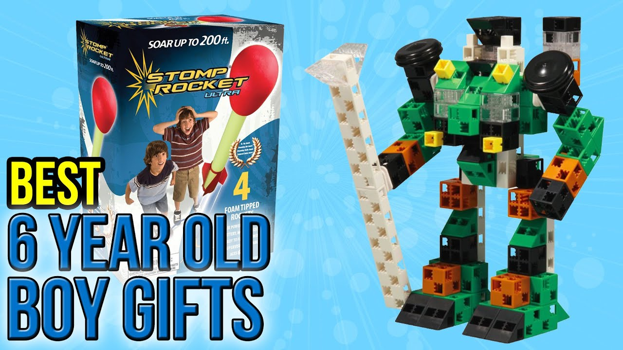 Best Toys Gifts For 6 Year Old Boys : Best year old boy gifts