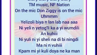 Don ziggy why me lyrics