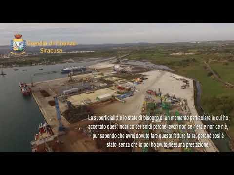Opere infrastrutturali del Porto di Augusta, scoperte gare d'appalto manipolate