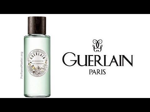 La Dimanche Guerlain Un A Campagne Fragrance sQdChxBtr