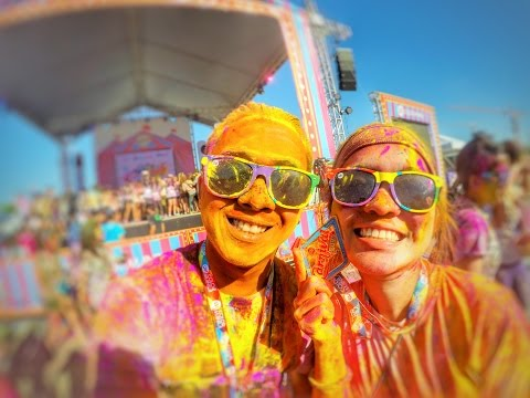 Color Manila Run 2016 (Carnival Tour)