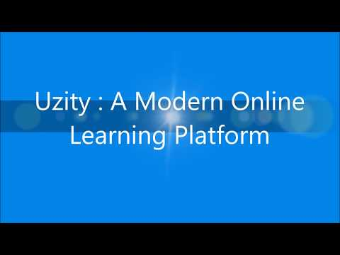 Uzity - Learning Management System Tutorial