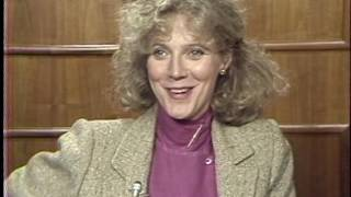 Interview with Same Waterston and Blythe Danner