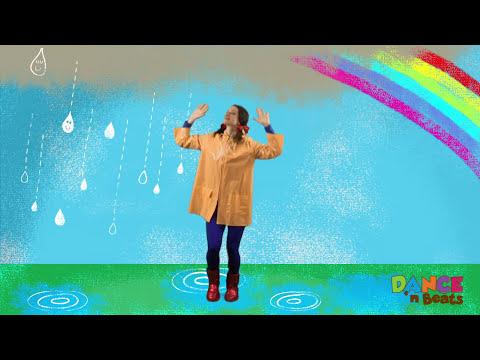 Preschool Learn to Dance: Drip Drop Rain