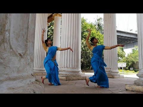 Gahana Kusuma Kunja Majhe - A Dance On Rabindra Sangeet | Rabindra Nritya | (2018)