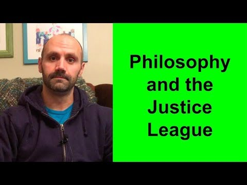 Philosophy and the Justice League Movie
