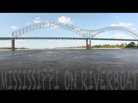 Mississippi On A RiverBoat - Memphis TN
